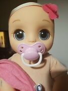 Baby Alive Hasbro Real As Can Be Blonde