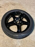 🔥08-2015 Cadillac Cts Oem Maxxis Spare Tire Donut T135/70r18 Mag Wheel 18 Inch