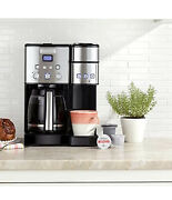 Cuisinart Dcc-1200 12-cup Programmable Coffee Maker Silver