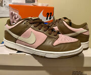 Nike Sb Dunk Low Stussy 2005 Size 9.5 Cherry What The Dunk Supreme Skunk