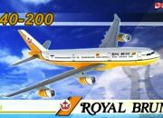 Dragon 1/400 A340-200 Royal Brunei Airlines