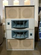 Altec 9844a Speakers Pair Greypick Up Only