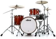 Ludwig Classic Oak Downbeat 20 Shell Pack - Tennessee Whiskey