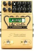 5-pack Two Notes Le Crunch 2-channel British Tones Tube Preamp... Value Bundle