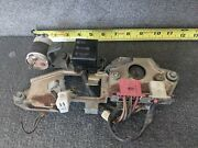 1980 Honda Cm400t Regulator Fuse Box Flasher Relay And Mount Barn Find Motorcycle