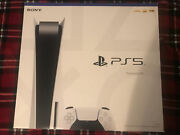 Sony Ps5 Playstation 5 Console Disc Edition ✅ New In Box 🚛💨 Free Shipping