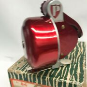 Mint Pflueger Saturn 84 Fishing Reel With Box Unused No Issues Never Fished