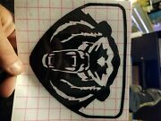 Grizzly Decal Vinyl Sticker 6.5 Wide. 4x4 Atv Yamaha 700 660 600 Truck Decal.