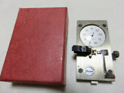 Animex Testing The Anchor Stones Watchmaker Bergeon 2229 Tool Watch Dumont