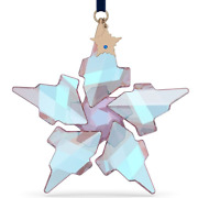Snowflake Pendant Christmas Silver Xmas Gift Sterling Ornaments Tree Party 2021