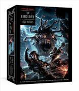 Beholder Puzzle A Dungeon And Dragons Jigsaw Puzzle Jigsaw Puzzles For Adult...