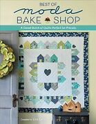 Best Of Moda Bake Shop A Sweet Batch Of Quilts Perfect For Precuts Paperba...