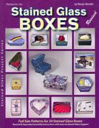 Patterns For Stained Glass Boxes, Paperback By Wardell, Randy A., Brand New, ...