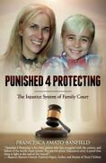 Punished 4 Protecting The Injustice System Of Family Court, Like New Used, F...