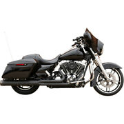 Harley S And S Cycle Exhaust System Sidewinder 21 50 State Touring 07-16 Black