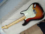 Fender Usa Electric Guitar American Ultra Stratocaster S19070683