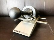 Japanese Vintage Nippo Printing Machine Check Writer Hs Type Office Supplies