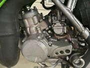 Complete Kawasaki Kx85 Engine In Amazing Condition Starts First Kick