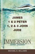 James 1 And 2 Peter 1 2 And 3 John Jude Paperback By Williams Michael E. L...