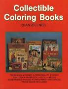Vintage Collectible Coloring Books Price Id Guide 100yr W/ Old Movie, Tv Themes