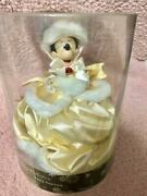 Wdw Disney Minnie Tree Topper Holiday Collection Ornament Figure