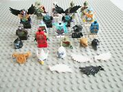 Lego Minifigure Lot Legends Of Chima Figures Accessories Body Wear Parts Heads
