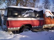 75 Dodge Pickup 4 X 4 --parting Out Many Parts--
