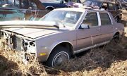 83 Buick Skylark Parts  2.5 Ltr 4cyl With Automatic Parting Out--many Parts-