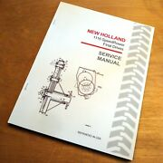 New Holland 1116 Speedrower Swather Final Drives Service Repair Manual Nh