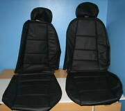 Real Leather Interior Upgrade Package/ Seat Covers For Chevy Camaro