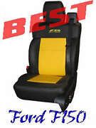 Genuine Leather Interior/ Seat Covers For Ford F-150