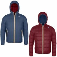 K-WAY JACQUES THERMO PLUS DOUBLE Giacca UOMO Imbottita AUT/INV NEW KWAY 933fqjxx