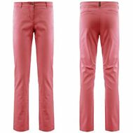 K-WAY Pantalone DONNA CLARISSE STRETCH CHINO misto Cotone PRV/EST New KWAY XCVbm