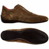 SABELT UNISEX DRIVING RACING SCAMOSCIATE 103U SUEDE MARRONE Legno New News 913nd