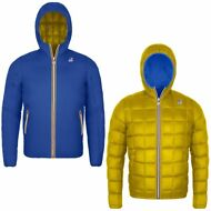 K-WAY JACQUES THERMO PLUS DOUBLE giacca BIMBI imbottita aut/inv new KWAY F64oiil