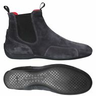 SABELT STIVALI UOMO DONNA boot 105U FASTBACK SUEDE stivaletto Driving NEW 912fjf