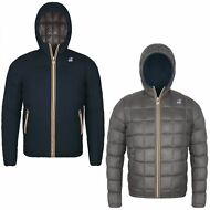 K-WAY JACQUES THERMO PLUS DOUBLE GIACCA UOMO imbottita aut/inv New KWAY 964dyeej