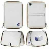 K-WAY porta IPAD IMPERMEABILE 21X14.2X1.7 UNISEX THEO TABLET MINI KWAY New P42oy