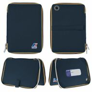 K-WAY PORTA IPAD Rinforzato COVER IMPERMEABILE UNISEX strap THEO TABLET AIR K89n