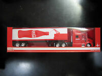 Coca-Cola 125th Anniversary Peterbuilt T 387 Truck- MIB 1:43 scale