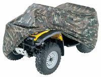 ATV / QUAD ONE SIZE FITS ALL Camo Cover Lawnmower
