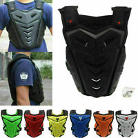 Motorcycles Vest Guard Chest Protector ATV Scooter Bicycle Sport Body Armor Gear