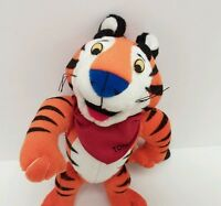 Rare Tony The Tiger Plush Kellogg's Frosted Flakes Cereal 1997 Stuffed Animal 8