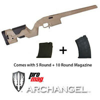 ProMag Archangel Sniper Stock AA9130-DT + 5rd + 10rd Magazine for Mosin Nagant