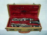 Clarinet Normandy 14 Resotone - All Offers Considered!