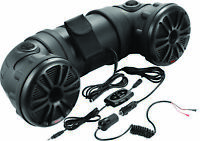 Off-Road Amplified Tube Speaker System w/Bluetooth 6.5