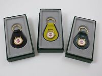 NASH METROPOLITAN Club Crest Watch Key Fob