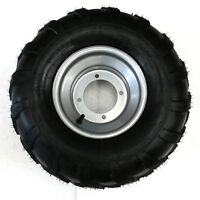 18x9.5-8 Tyre Tire and Rim for Trailer Trolley Mowr ATV Quad Go kart electric US