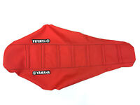 New Yamaha Red Ribbed Seat Cover YFZ450 QUAD ATV YFZ 2004-2009