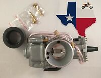 32mm PWK Flatslide Power Jet Carb for GY6 125cc 200cc KOSO OKO SCOOTER ATV [C11]